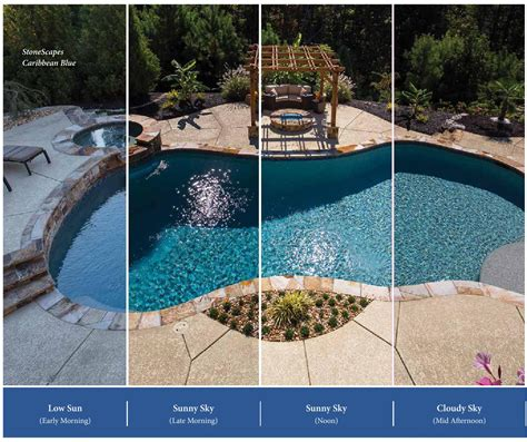 pool colors swimming pool finishes city pools