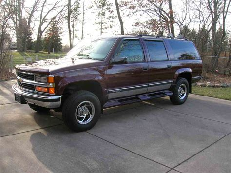 car owners manuals for sale 1995 chevrolet suburban 2500 windshield wipe control 1995 chevrolet suburban for sale classiccars com cc 1053353