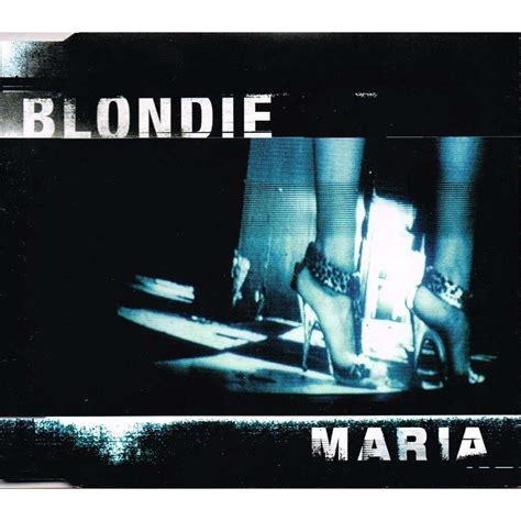 Testo Blondie by Blondie 1999 Jonica Radio