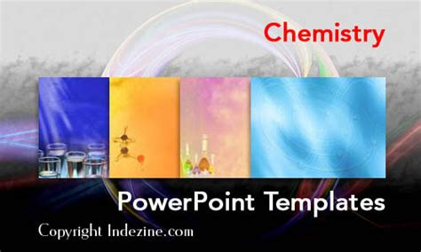 chemistry powerpoint templates