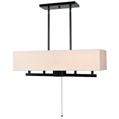 hton bay 3 light rubbed bronze kitchen