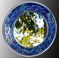 Artistic Bathroom Wall Mirrors 1000 Images About Mosaic On Mosaic Mirrors