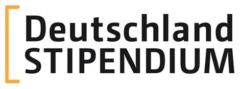 Bewerbungsfrist Deutschlandstipendium Info Studierende Deutschlandstipendium