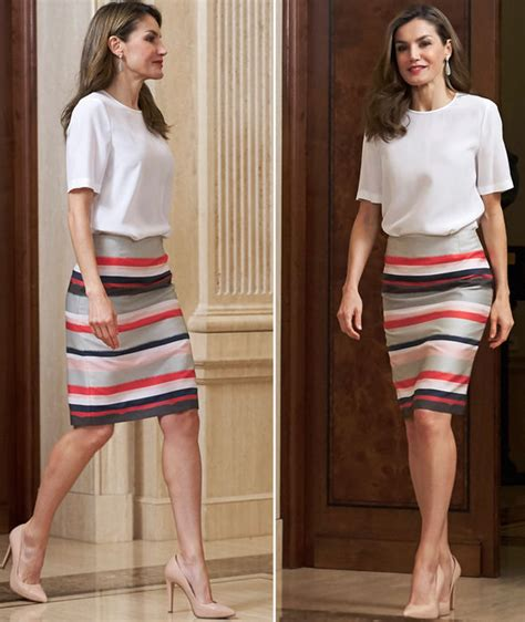 letizia of spain style in pictures top fashion