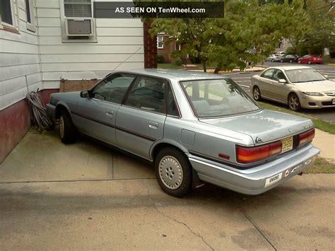 1991 Toyota Camry 1991 Toyota Camry Dlx Sedan 4 Door 2 0l Well Kept