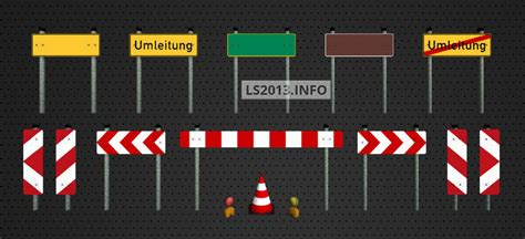 road signs pack   ls  mods