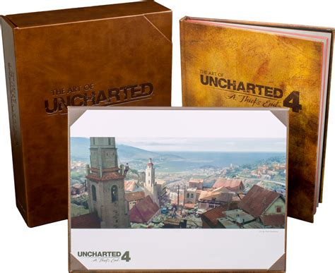 libro the art of uncharted nuove immagini dal libro quot the art of uncharted 4 quot ci