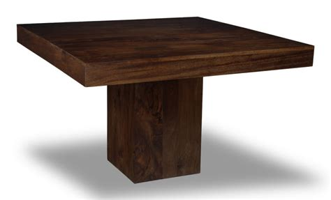 Mango Dining Table Mango 120cm Cube Dining Table Trade Furniture Company