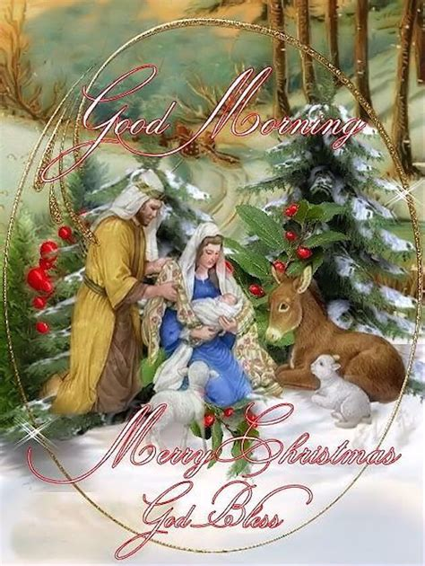 good morning merry christmas god bless religious quote pictures   images  facebook