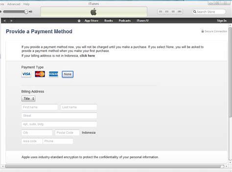 tips membuat apple id usa gratis aditya daniel 10 silakan klik cara membuat apple id gratis update 2012