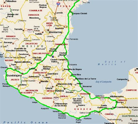 east coast of mexico map mexico east coast map quotes