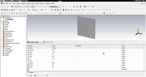 tutorial antenna web design download patch antenna cst tutorial free truebreaker