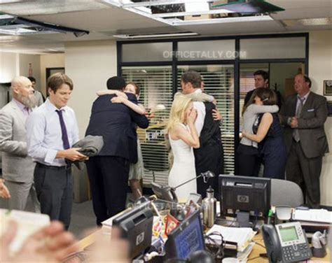 the office finale photos officetally