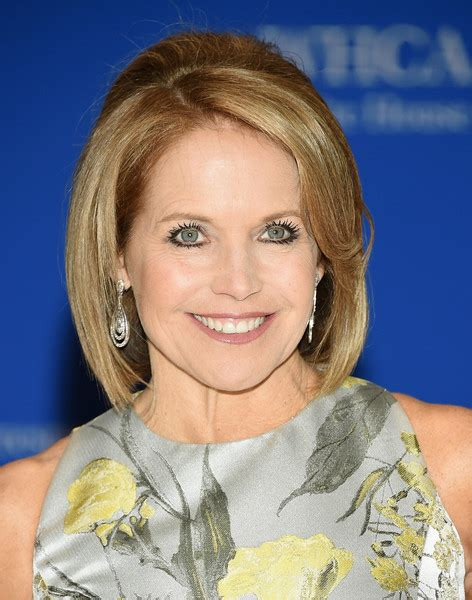 hairstyles of katie couric katie couric hairstyle hairstylegalleries com