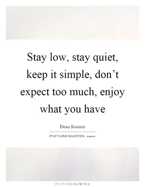 Stay Simple keep it simple quotes sayings keep it simple picture quotes