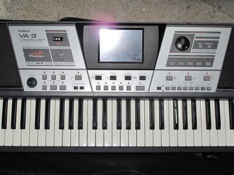 Keyboard Roland Va 3 Roland Va 3 Image 135936 Audiofanzine