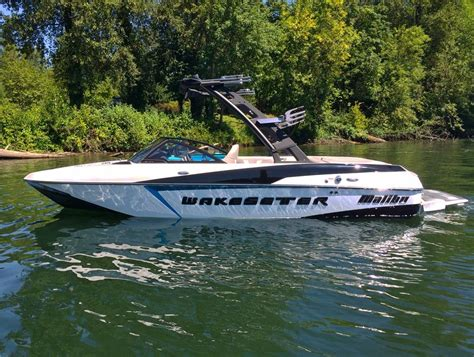 2016 malibu boats wakesetter 20 vtx for sale in oregon - Malibu Boats Oregon