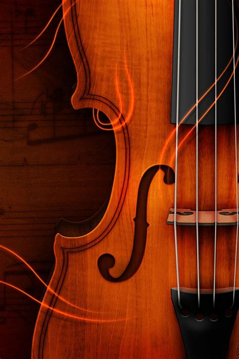 iphone violin wallpaper wallpapersafari