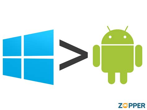 Android And Windows by Things Missed By After Switching From Windows Phone