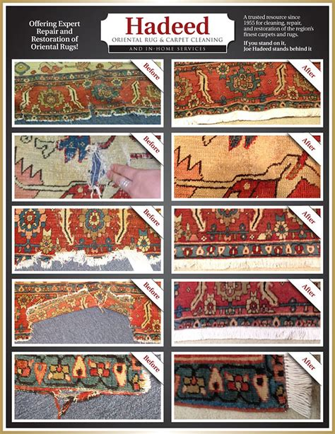 hadeed mercer rug cleaning why we are different hadeed mercer rug cleaning restoration and repair