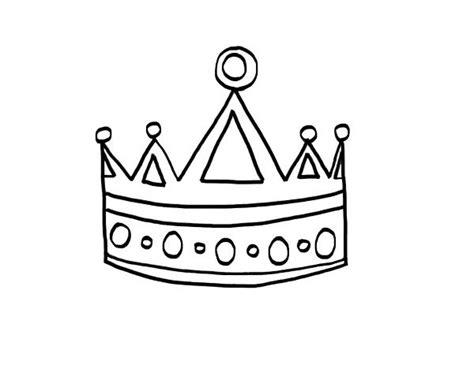 dibujos de princesas para colorear corona de princesa una corona dibujo para colorear e imprimir