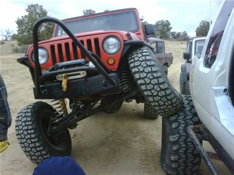 jeep stinger bumper cool facts about the jeep stinger bumpers 4wheelonline com