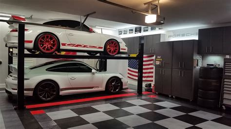 porsche garage these beautiful porsche garages us want to move in