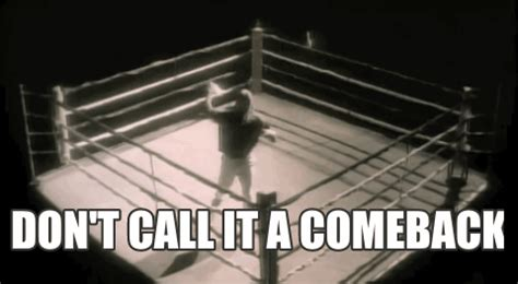 Dont Call It A Comeback by Lsat Don T Call It A Comeback Associate S Mind