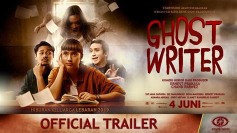 ghost writer official trailer youtube