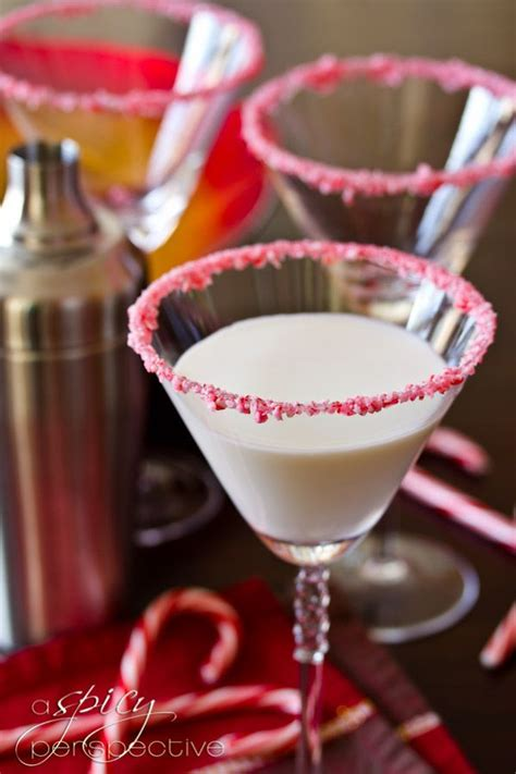 christmas cocktail recipes best 25 peppermint martini ideas on pinterest