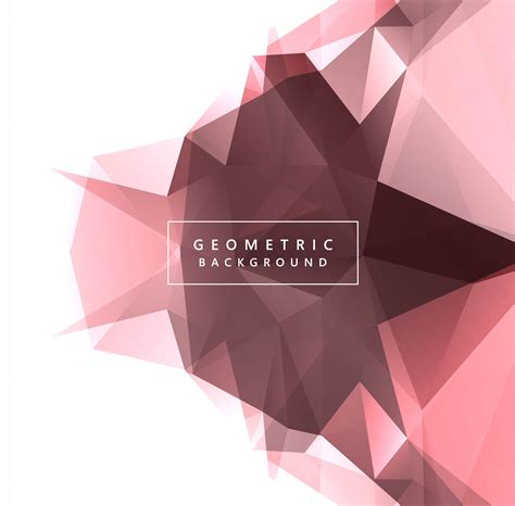 abstract geometric beautiful polygon background