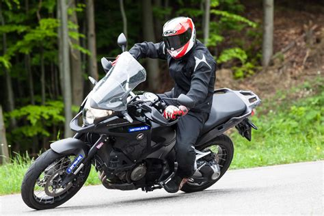 Cross Motorr Der Vergleich by Honda Crosstourer Big Enduro Vergleich 2013 Motorrad