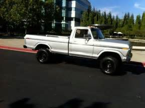 1978 Ford F150 Ranger Find Used 1978 Ford F150 Ranger Xlt 351m V8 Automatic P S