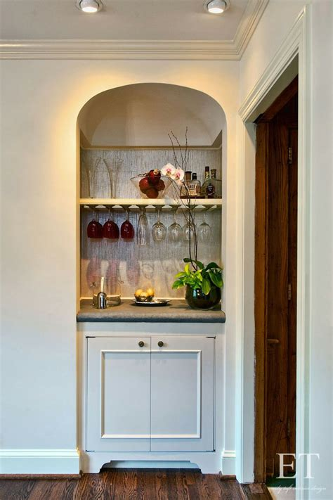 built in wet bar cabinets with built in bar emily taft interior design built ins