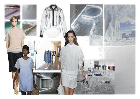 fashion design and marketing radical adapation brand concept board lubyhowden
