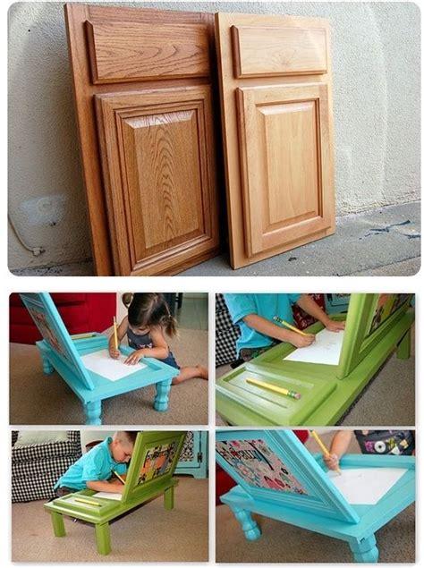 Door Desk Diy Diy Cupboard Door Desk Tutorial Clever Easy Project Diy Decor