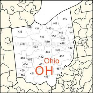 Columbus Oh Zip Code Map by Ohio Postal Code Map Ohio Wiring Diagram Free Download