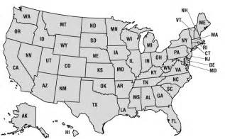 usa map no color geography us maps with states