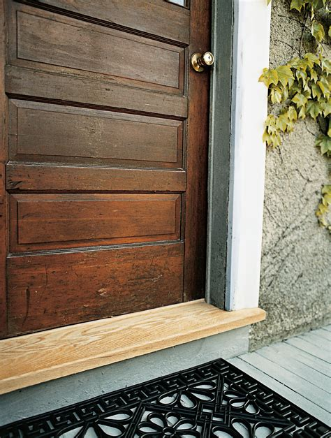 Hardwood Door Thresholds Exterior Doors Thresholds Drawings Or Illustrations Used In The Catalog Are Subject To Change Without