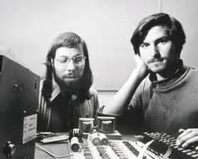Steve jobs and steve wozniak at apple everystevejobsvideo