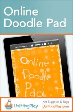 free doodle pad digital for middle school on apps qr