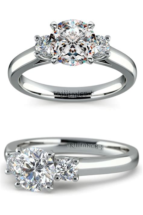 how to clean a white gold engagement ring