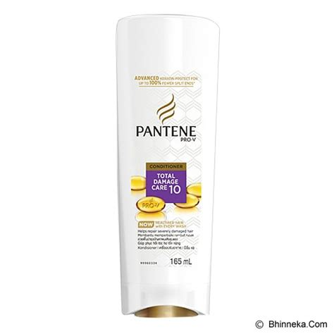 Harga Pantene Damage Care jual pantene conditioner total damage care 165ml 82214686
