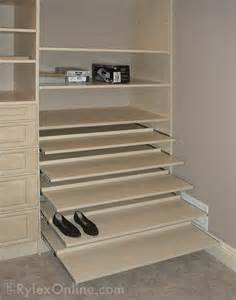 Kitchen Cabinet Roll Out Shelves Sliding Shoe Shelves Orange County Ny Rylex Custom