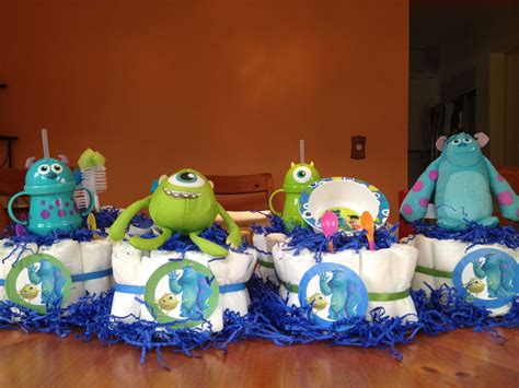 Baby Monsters Inc Baby Shower by Monsters Inc Cakes Craft Ideas