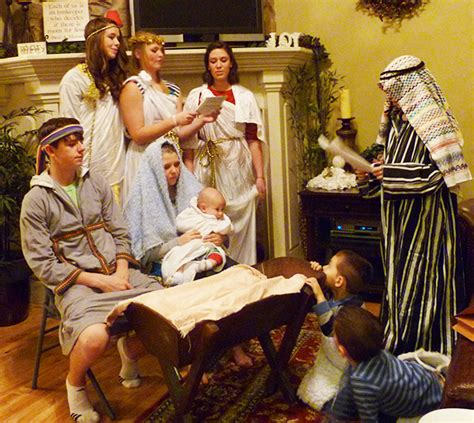 christmas play script jesus kids how to put on a nativity play at home with script songs costume list live like