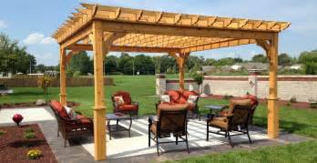 Images Of A Pergola by Pergola Kits Usa Com