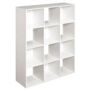 Closetmaid Dividers Closetmaid Cubeicals 12 Cube Organizer White Target