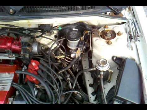 geo storm isuzu impulse fuel filter replacement youtube