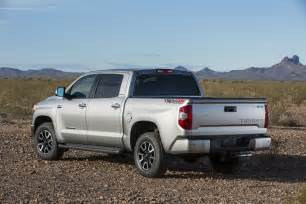 Toyota Unveils 2014 Redesigned Tundra Size Truck Toyota Unveils 2014 Redesigned Tundra Size Truck
